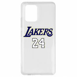 Чехол для Samsung S10 Lite Lakers 24