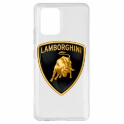 Чохол для Samsung S10 Lamborghini Logo