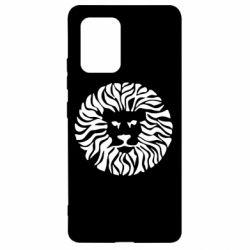 Чехол для Samsung S10 Lite лев