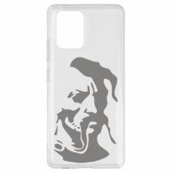 Чехол для Samsung S10 Lite Лице козака