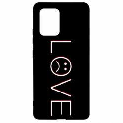 Чохол для Samsung S10 lil peep: love
