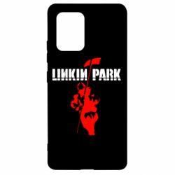 Чехол для Samsung S10 Lite Linkin Park Album