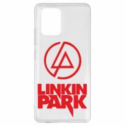 Чехол для Samsung S10 Lite Linkin Park