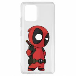 Чохол для Samsung S10 Little Deadpool