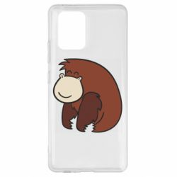Чехол для Samsung S10 Lite Little monkey