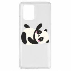 Чехол для Samsung S10 Lite Little panda