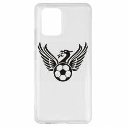 Чохол для Samsung S10 Liverpool and soccer ball