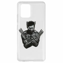 Чехол для Samsung S10 Lite Logan Wolverine vector