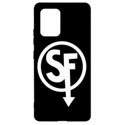 Чохол для Samsung S10 Logo Sally Face