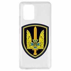Чехол для Samsung S10 Lite Логотип Азов