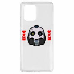 Чехол для Samsung S10 Lite Love death and robots