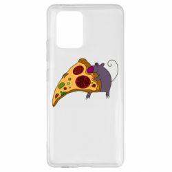 Чехол для Samsung S10 Lite Love Pizza 2