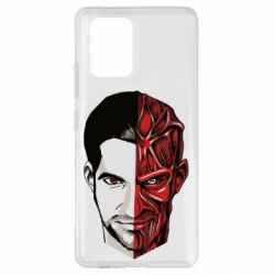 Чохол для Samsung S10 Lucifer the man and the devil