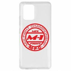 Чехол для Samsung S10 Lite M-1 Logo