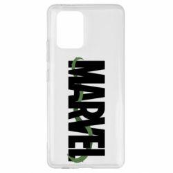 Чехол для Samsung S10 Lite Marvel logo and vine