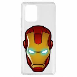 Чехол для Samsung S10 Lite Маскаа Железного Человека