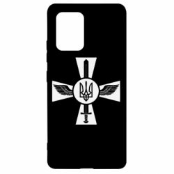 Чехол для Samsung S10 Lite Меч, крила та герб