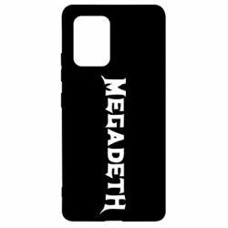 Чехол для Samsung S10 Lite Megadeth