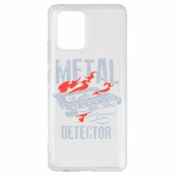 Чохол для Samsung S10 Metal detector