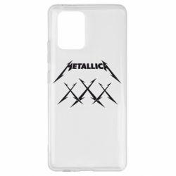 Чохол для Samsung S10 Metallica XXX