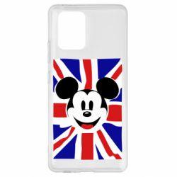 Чехол для Samsung S10 Lite Mickey Swag