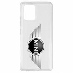 Чехол для Samsung S10 Lite Mini Cooper