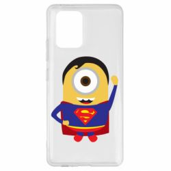 Чохол для Samsung S10 Minion Superman