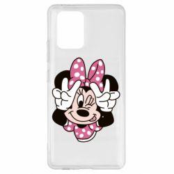 Чохол для Samsung S10 Minnie Mouse