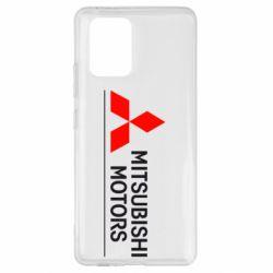 Чехол для Samsung S10 Lite Mitsubishi Motors лого