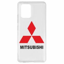 Чехол для Samsung S10 Lite MITSUBISHI