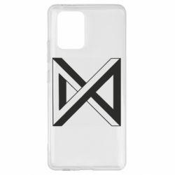 Чохол для Samsung S10 Monsta x simbol