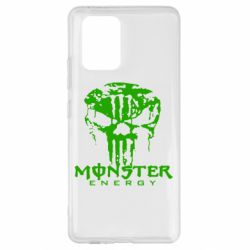 Чохол для Samsung S10 Monster Energy Череп