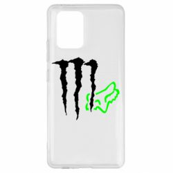 Чохол для Samsung S10 Monster Energy FoX