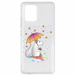 Чохол для Samsung S10 Lite Mouse and rain