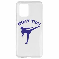 Чохол для Samsung S10 Muay Thai
