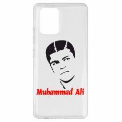Чехол для Samsung S10 Lite Muhammad Ali