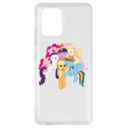 Чехол для Samsung S10 Lite My Little Pony