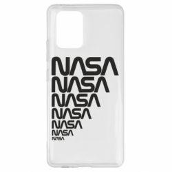 Чехол для Samsung S10 Lite NASA
