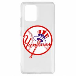 Чохол для Samsung S10 New York Yankees