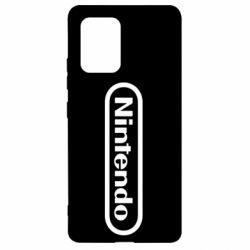 Чохол для Samsung S10 Nintendo logo