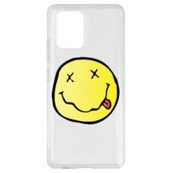 Чохол для Samsung S10 Nirvana Logo 3D