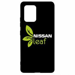 Чехол для Samsung S10 Lite Nissa Leaf