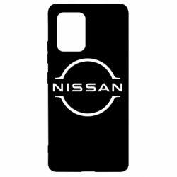Чехол для Samsung S10 Lite Nissan new logo