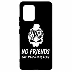 Чехол для Samsung S10 Lite No friends on powder day