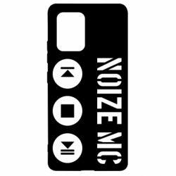 Чехол для Samsung S10 Lite Noize MC player
