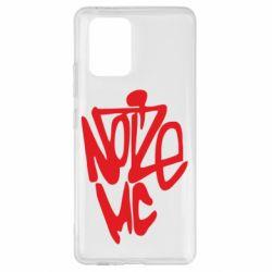 Чехол для Samsung S10 Lite Noize MC