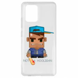Чохол для Samsung S10 Not a hooligan
