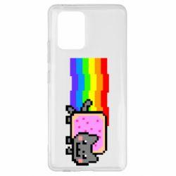 Чохол для Samsung S10 Nyan cat