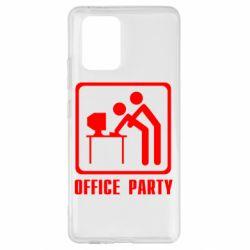 Чехол для Samsung S10 Lite Office Party