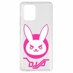 Чохол для Samsung S10 Overwatch dva rabbit